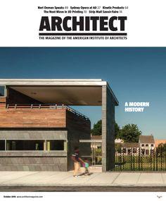 ARCHITECT October 2013