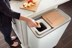1/10/17 zera food recycler transforms food waste into homemade fertilizer zera food recycler wlabs whirlpool designboom
