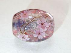 桜のとんぼ玉 - MA2