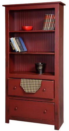 Samuel Stoltzfus Pine Furniture - Cabinets & Cupboards, Bookcases, Pantries, Curio Cabinets