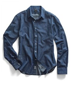 Indigo Selvedge Shirt