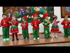 "Villancico clase 2 años A ""Jingle Bells"" - Diciembre 2017 Jingle Bells, Ronald Mcdonald, Ted, Christmas Crafts, Preschool, Holiday Decor, Events, Youtube, Holiday Parties"