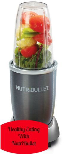 Start 2015 with a healthier you! Enter to win this #Nutribullet from @nepamom
