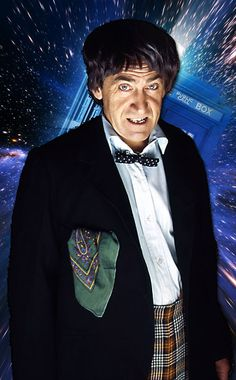 Doctor Who | Patrick Troughton's impish Second Doctor was much, much cleverer than his bumbling, scruffy appearance (and his love for playin...