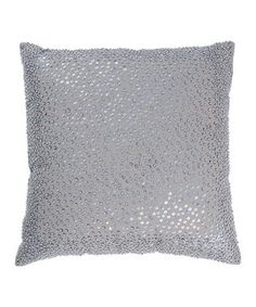 This Rizzy Home Sequin Wave Pillow by Rizzy Home is perfect! #zulilyfinds
