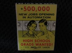 Vintage 1970s Diamond Matchbook Train at Home Be a by kookykitsch, $10.00