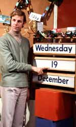 Play School: The calendar! (Plus links to other BBC programmes and clips)the great Brian Cant.