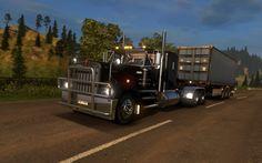 Euro Truck Simulator 2 - Kenworth