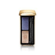 Guerlain Ecrin Shalimar Eyeshadows in Gold and Sapphire