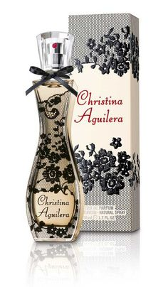 The Christina Aguilera bottle and outer box is of a seductive design. Both covered with Black Lace, inspired by the dress worn by Mae West. The bottle is shaped like a woman's body, an allusion to Marilyn Monroe and reflects Christina's new style of emphasized sexuality. The top note of the fragrance is made of Exotic Fruit Sorbet, Tangerine and Blackcurrant. The heart note of the fragrance is made of Peony, Jasmine and Plum Note. The base note is made of Amber, Creamy Vanilla and Musk…