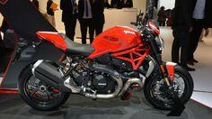 2016 Ducati Monster 1200 R: Frankfurt 2015 Photo Gallery - Autoblog