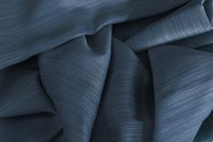 Blue Santiago by Cachet, Holland Haag. Curtain Fabric, Curtains, Home And Living, Holland, Stylish, Interior, Inspiration, Decoration, Design