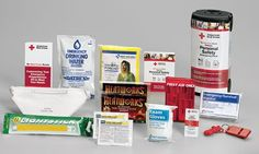 2 Red Cross Ready: Personal Emergency Preparedness Kits