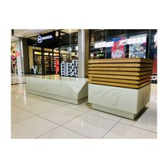 Innovators in all weather, light weight polyconcrete Concrete Design, Concrete Planters, Mall, Innovation, Mixed Media, Challenge, Branding, Logo, Detail