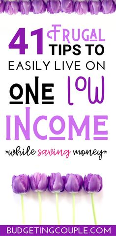 How To Live Frugally On One Income (or Simple Tips - Save Money! - Living on one low income? Check out the frugal tips and frugal living habits you need to save money - Best Money Saving Tips, Money Tips, Saving Money, Money Budget, Groceries Budget, Frugal Living Tips, Frugal Tips, Budgeting Finances, Budgeting Tips