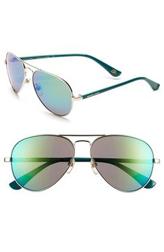 MICHAEL Michael Kors 58mm Aviator Sunglasses available at  Nordstrom  Sunglasses Outlet, Cheap Sunglasses, 27a0cdc4df