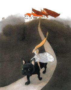 by Lisbeth Zwerger