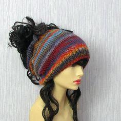 Unique Knitted Dreadlocks hat dreadlocks beanie by DamovFashion Dread  Accessories ffe427b03b1