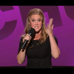 Amy Schumer....HILARIOUS