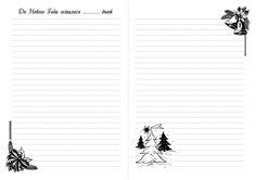 Create. Inspire. Love: Новогодние странички для блокнотов, простые открытки и болталка ))