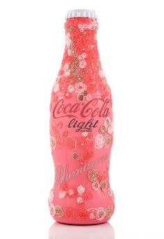 Coca Cola limited bottle