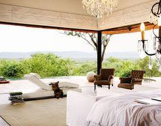 Molori Safari Lodge, South Africa.