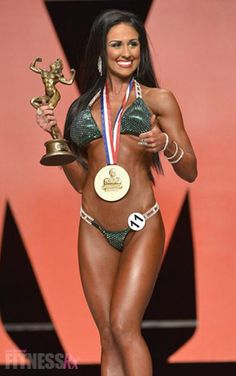 Preparing For The 2014 IFBB Bikini International: Sample Diet, Training Approach & Cravings Cure