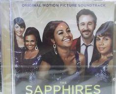 The Sapphires Original Soundtrack Import Sealed CD Album 16 Tracks Sony Music