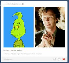 "Tumblr Reacts To ""Sherlock's"" ""The Sign Of Three"" Sooo... this happened...."