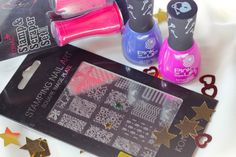 Beauty addicted: Giveaway пластины для стемпинга, штампа Konad и лаков Pink Up у меня в блоге! 16.06-30.06