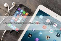 5 apps Android users