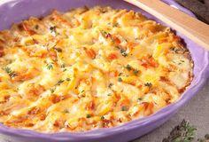 Kartoffel-Kürbis-Gratin | Rama Cremefine