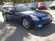 Cars for Sale: 2004 Cadillac XLR in Port Orange, FL 32127: Convertible Details - 424199469 - Autotrader