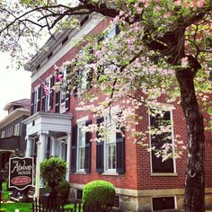 Atwood House Bed And Breakfast Chillicothe Ohio