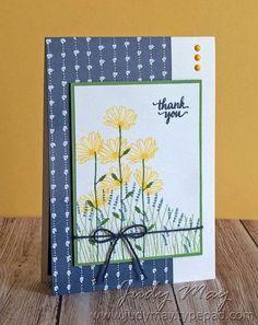 Stampin' Up! Daisy Delight - Judy May, Just Judy Designs
