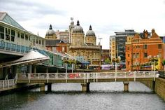 Hull, Yorkshire, England.  My dad was born here & I long to go see it one day!