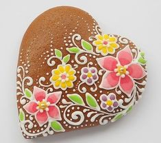 80 romantic valentine painted rocks ideas diy for girl (72)