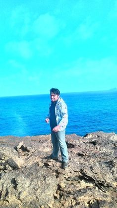 Pantai coro dan Tebing Watu muluk Tulungagung