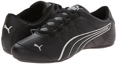 32a3517c5e3c NIB Puma 358927-01 Soleil v2 Comfort Fun Womens Shoes Sneakers Black Silver