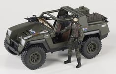 In 2007, GI Joe: A Real American Hero turned 25. Description from joecustoms.com. I searched for this on bing.com/images