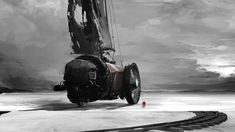 FAR: Lone Sails Review: Come Sail Away #gaming