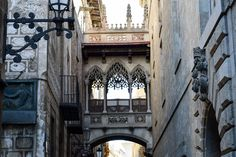 Gothic district_Barcelona