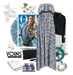 """YOINS 164."" by carola-corana ❤ liked on Polyvore featuring SomerTile, yoins, yoinscollection and loveyoins"