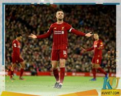 DOMINIC KING AT ANFIELD: Jurgen Klopp paid a glowing tribute to his captain fantastic Jordan Henderson as Liverpool took another inexorable step towards becoming champions. Dominic King, Premier League Winners, Captain Fantastic, Man Of The Match, Sheffield United, Tottenham Hotspur, Watch Football, Old Trafford, European Football