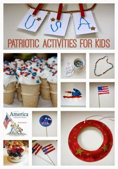 Patriotic Activities