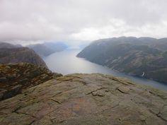 Pulpit Rock - Norway