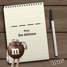M&M's Mexico - ¿Qué palabra esconde Ms. Brown ?