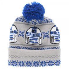 Star Wars R2D2 Fair Isle Beanie
