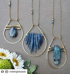 🌼 Currently shaping ALL wire frames for N E . - Kyanite Jewelry - About = wire frames! 🌼 Currently shaping ALL the wire fram Wire Wrapped Jewelry, Metal Jewelry, Pendant Jewelry, Beaded Jewelry, Handmade Jewelry, Handmade Copper, Jewelry Drawer, Beaded Necklaces, Pearl Pendant
