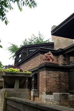 Frank Lloyd Wright Home & Studio | Flickr - Photo Sharing!